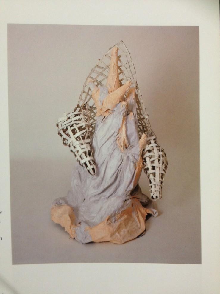 131-Rachel Feinstein-WICKER QUEEN 1998
